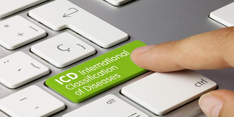 کدگذاری بیماری ها بر اساس ICD 10